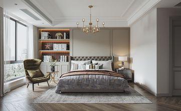 10-15万130平米三美式风格卧室效果图