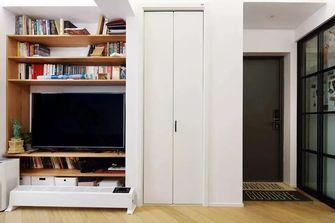 富裕型40平米小户型北欧风格走廊欣赏图