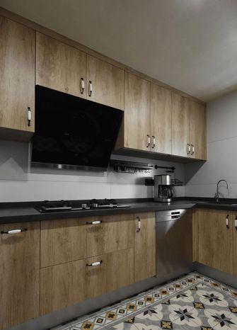 20万以上140平米复式东南亚风格厨房欣赏图