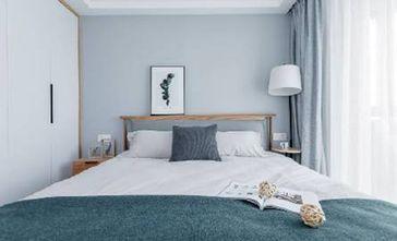 一室一厅北欧风格卧室效果图