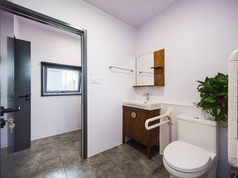 80平米一居室中式风格卫生间图片
