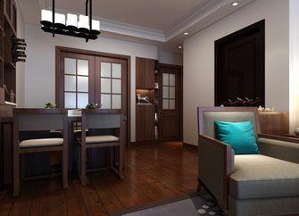 富裕型公寓中式风格走廊图片