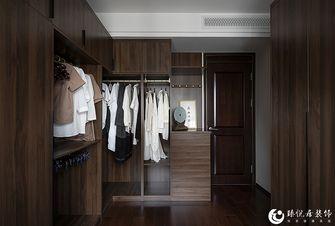 5-10万100平米三室两厅混搭风格衣帽间图