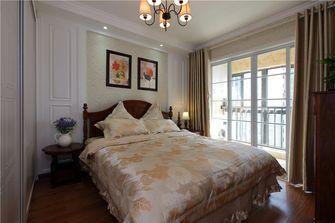 70平米美式风格卧室装修效果图