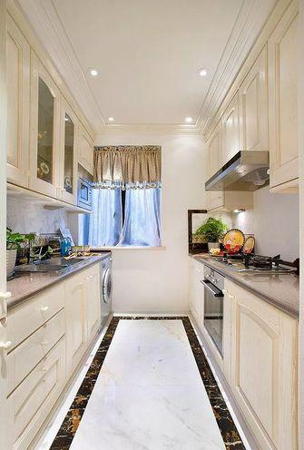 欧式风格厨房欣赏图