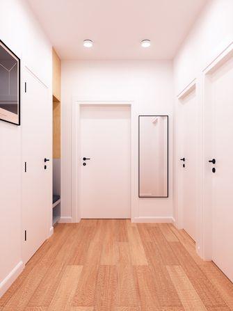 经济型70平米公寓北欧风格走廊图片