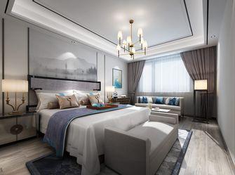 经济型90平米三中式风格卧室欣赏图