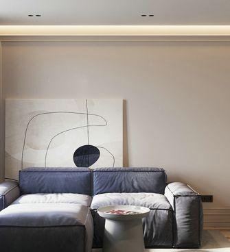 5-10万公寓现代简约风格客厅装修案例