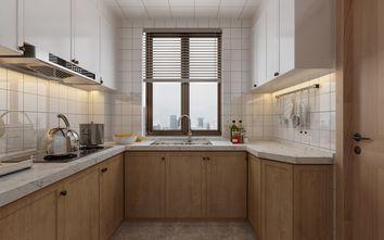 20万以上120平米三室两厅现代简约风格厨房设计图