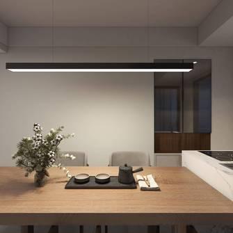 5-10万140平米四中式风格餐厅设计图