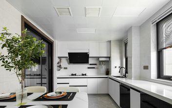 90平米三中式风格厨房装修图片大全