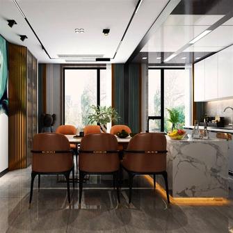140平米轻奢风格餐厅装修案例
