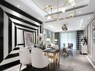 富裕型70平米英伦风格客厅效果图
