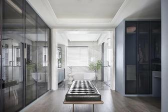 140平米三室一厅法式风格衣帽间效果图