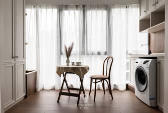 80平米三室两厅美式风格阳台图