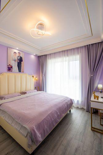 10-15万三室两厅轻奢风格卧室欣赏图
