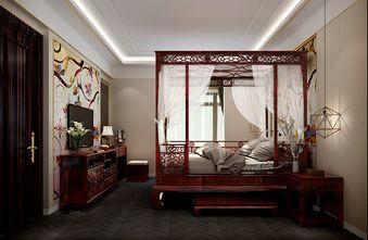 20万以上140平米别墅混搭风格卧室欣赏图