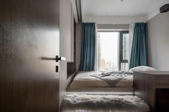 140平米三室两厅轻奢风格青少年房效果图