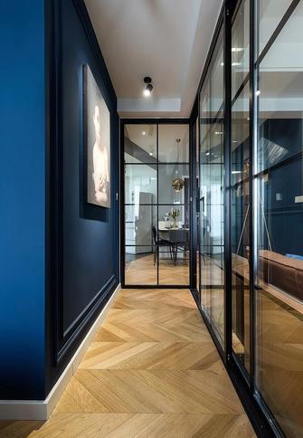 富裕型现代简约风格走廊装修效果图