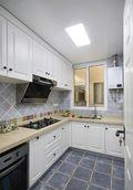 10-15万100平米三室两厅美式风格厨房效果图