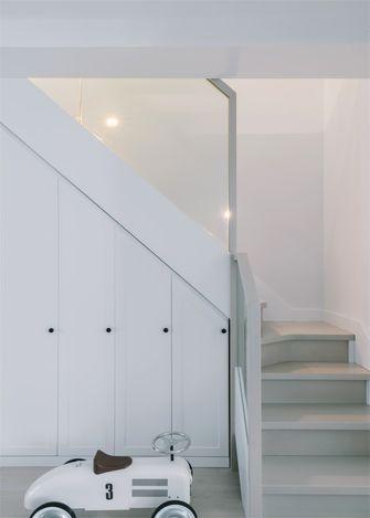 经济型50平米复式北欧风格走廊装修效果图