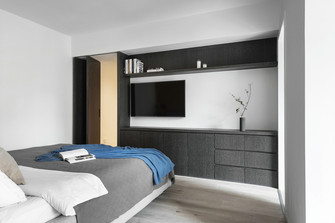 豪华型140平米复式日式风格卧室设计图