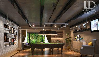 140平米别墅美式风格健身房装修效果图