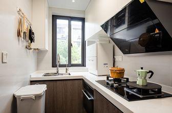 富裕型60平米北欧风格厨房图片大全