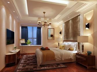 120平米四室两厅中式风格青少年房欣赏图