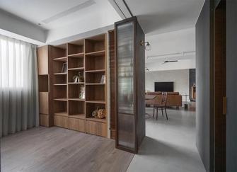 5-10万80平米美式风格书房设计图