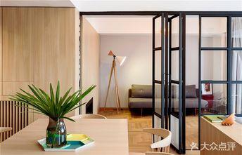 10-15万100平米三室一厅日式风格阳台效果图