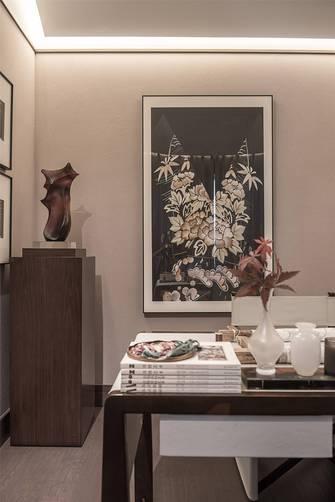 豪华型140平米四室三厅中式风格书房效果图