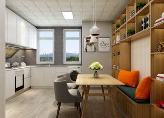 经济型一室一厅欧式风格厨房装修案例