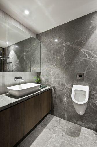 20万以上140平米四室两厅中式风格卫生间设计图
