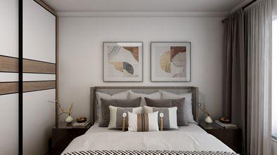 富裕型80平米中式风格卧室装修效果图