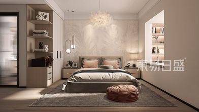 120平米三田园风格卧室装修案例
