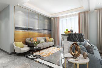 90平米三室三厅日式风格客厅图