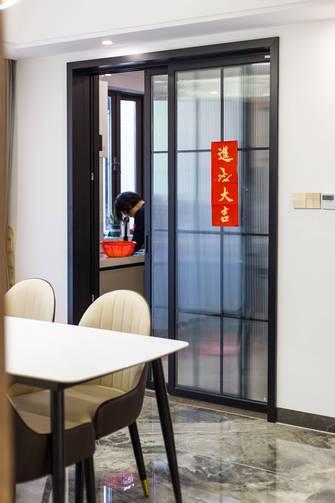 140平米四室两厅轻奢风格厨房效果图