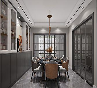 130平米三欧式风格餐厅图