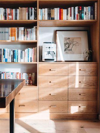 10-15万120平米三室两厅日式风格书房效果图