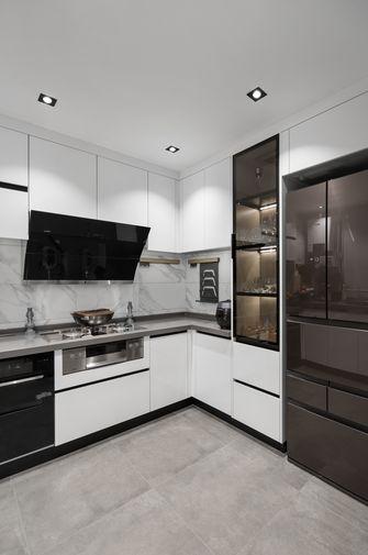 120平米四室一厅现代简约风格厨房装修效果图