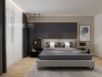 三室两厅港式风格卧室效果图