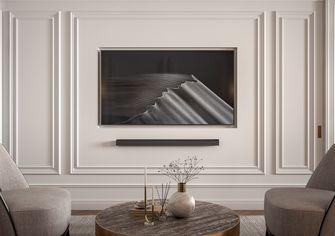 140平米四欧式风格客厅图片