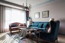 经济型130平米三室一厅美式风格客厅设计图