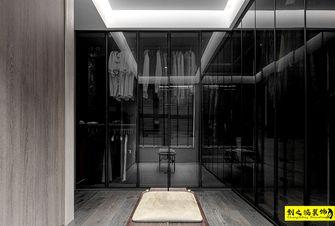 10-15万130平米三室两厅现代简约风格衣帽间装修图片大全