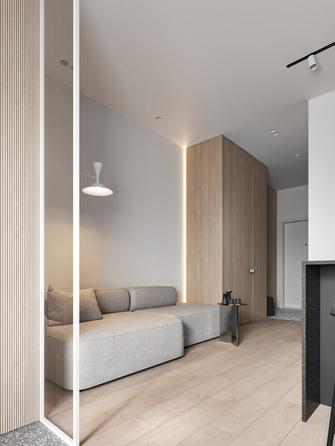 经济型公寓现代简约风格客厅欣赏图