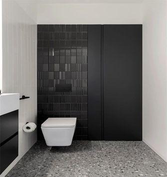 经济型80平米三室一厅北欧风格卫生间装修图片大全
