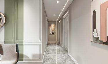 20万以上120平米三法式风格餐厅装修效果图