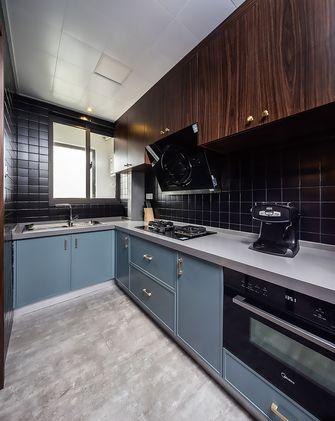 130平米四室一厅北欧风格厨房装修图片大全