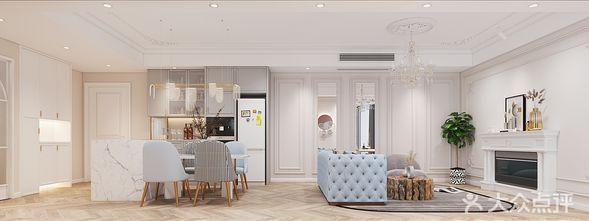 10-15万100平米三法式风格客厅装修图片大全